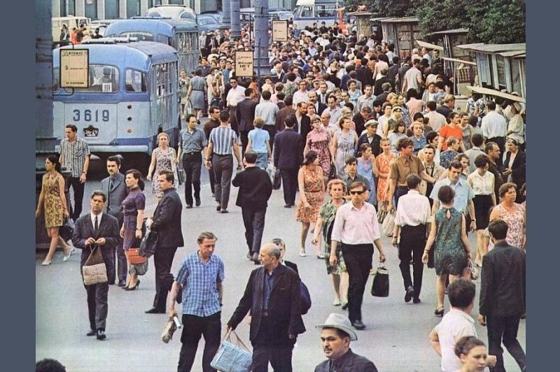 """Людмила Винокурова о 1970-х гг.: """"Не было возможности сесть и спокойно подумать, что же происходит"""""""