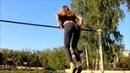 мишка тв Спорт мотивация скалолазание девушка на турнике фильм трейлер клип 2017