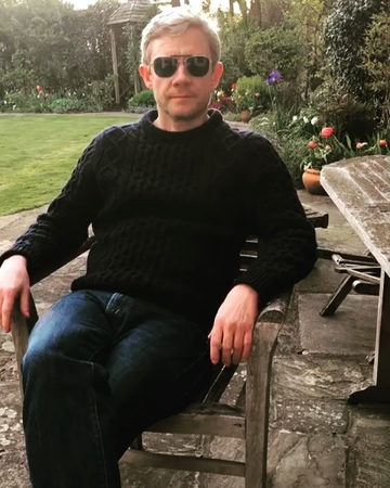 """Chris Dolan on Instagram """"MartinFreeman is voting for @thevillaview as BestPodcast at TheFBAs. Hope you guys are too! AVFC"""""""