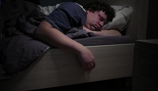 Когда боишься спать без света