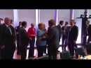 Меркель публично оскорбила Терезу Мэй