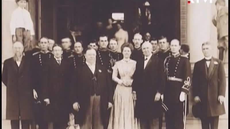 Президенты США и Женщины (16). Рузвельт Теодор (1901-09). Тафт Уильям Говард (1909-13)