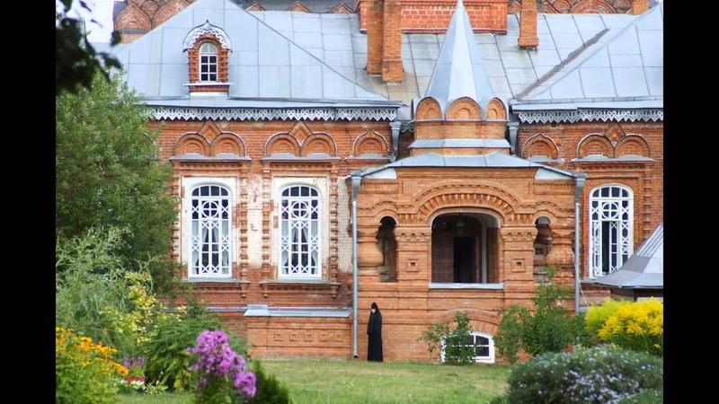 Шамордино - женский монастырь