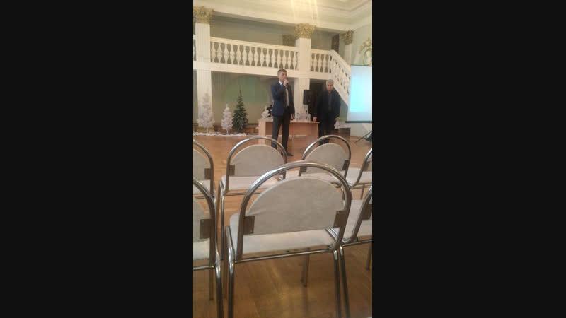 Самарский областной центр медицинской профилактики. 18.12.2018