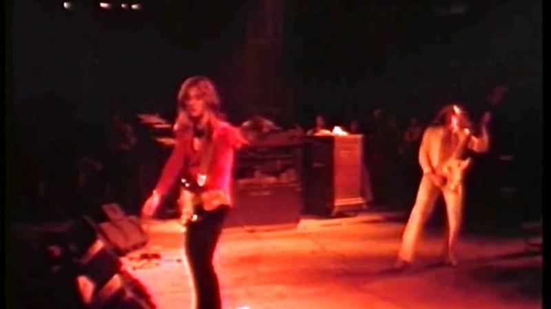 Deep Purple Live rare footage 1976 Maryland Homeward Strut Capital Centre Maryland