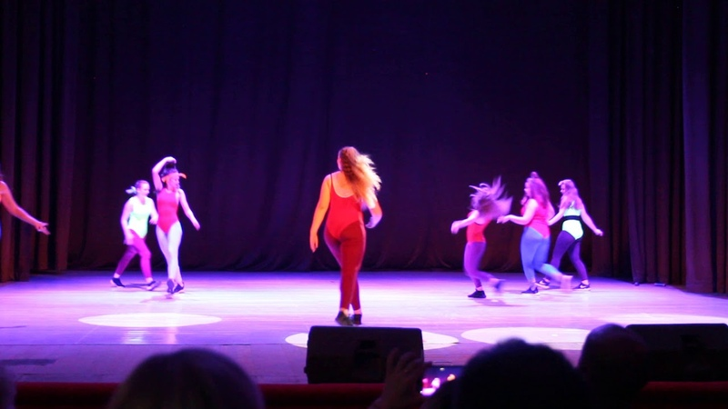 Acro body - Натс I Школа уличных танцев GHETTO
