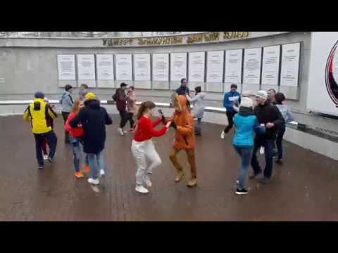 International Rueda de Casino Flashmob 2019 | Izhevsk, Russia