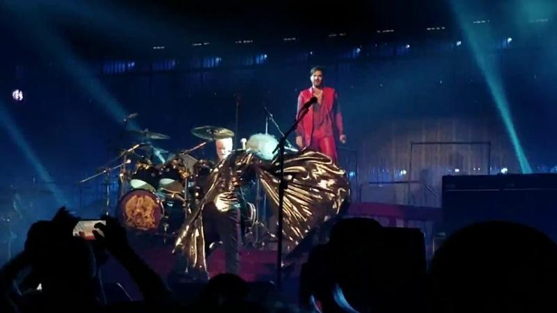 Queen Adam Lambert - Bohemian Rhapsody - Las Vegas, Park Theater - 092118 (show 9)