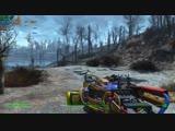 Fallout 4 I7 8700 GTX 1070 samsung 970 evo test