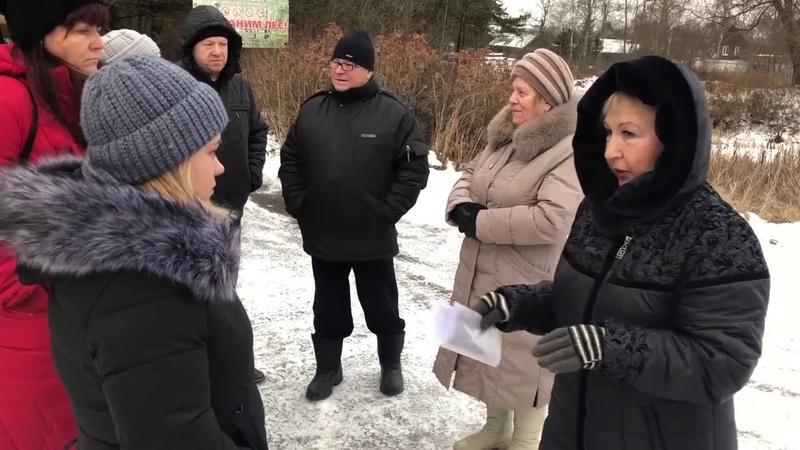 Жители микрорайона Смоленска остались без воды из-за резиденции губернатора