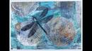 Alice-ART, Ideen für Gelatine-Drucke (1), What to do with Gelli Prints (1): Photo Transfer