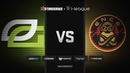 OpTic vs ENCE, map 2 cache, StarSeries i-League Season 6 Finals