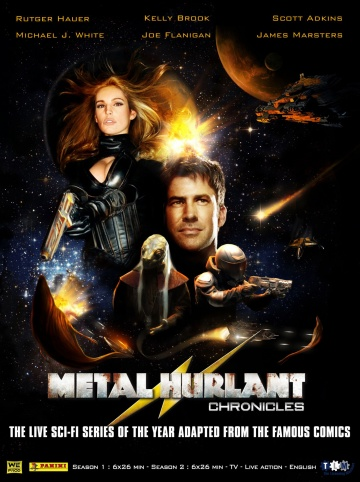 Военная хроника (сериал 2012 – 2014) Metal Hurlant Chronicles