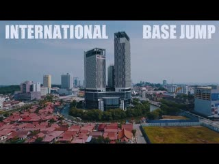 Malacca base jump championship 2019