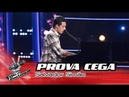 Salvador Simão All I Want Prova Cega The Voice Portugal