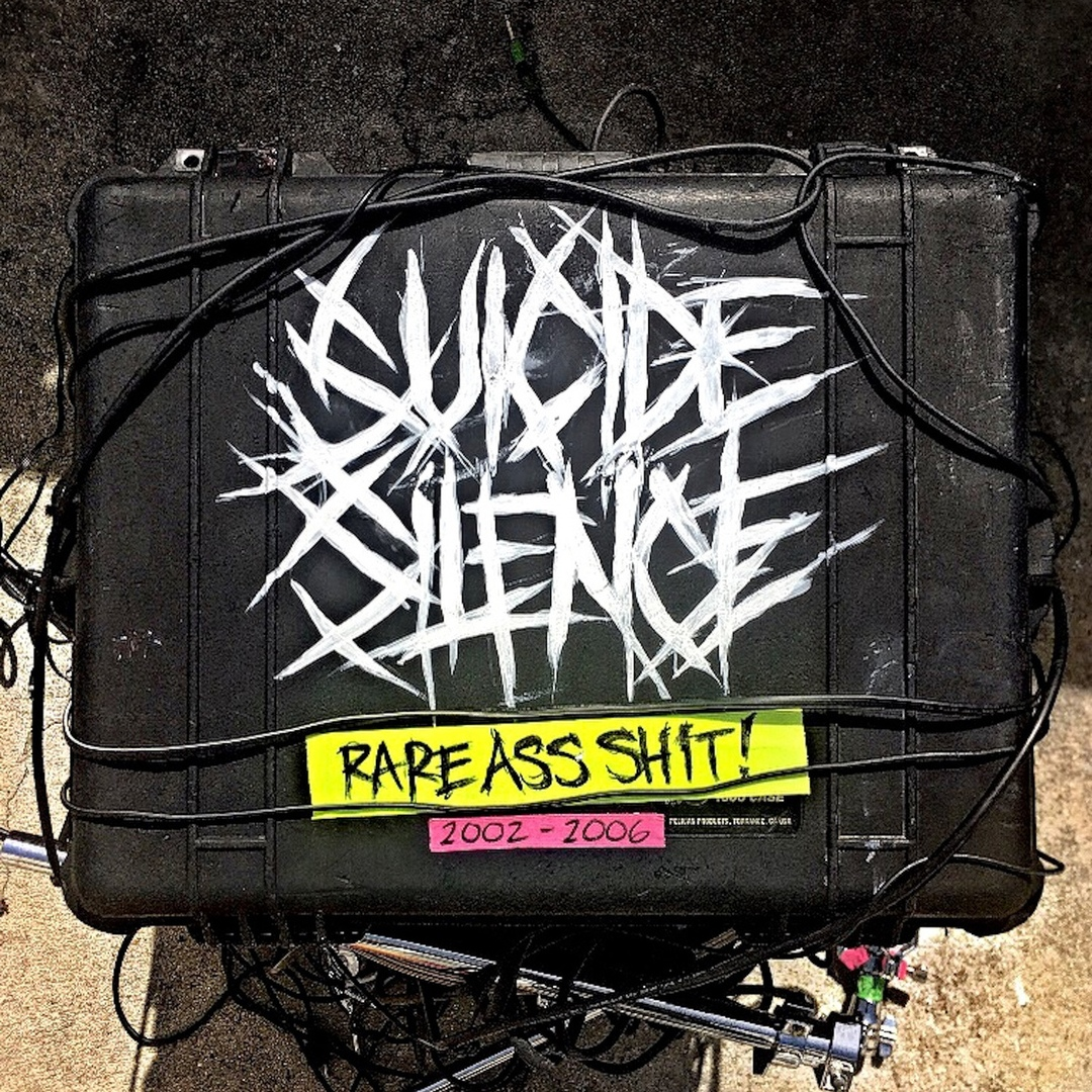 Suicide Silence - Rare Ass Shit