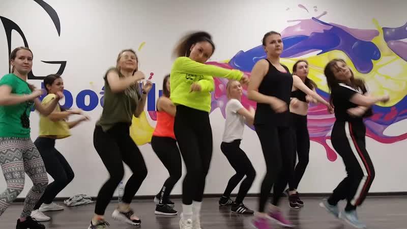 DanceHall Саша Иваниченко
