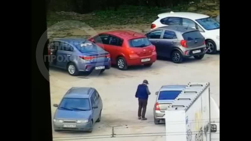 Как угоняют авто Автоугонщика задержали в момент кражи авто. Москва