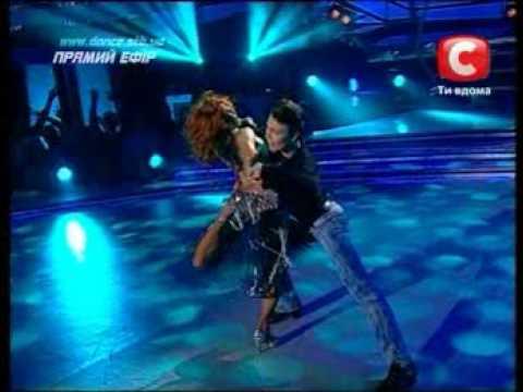 Танцуют все-2 (Катя Бухтиярова и Артем Гордеев)