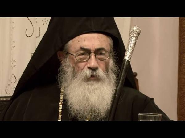 St. Paisios at Sinai, w/English Subtitles