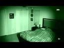 Привидение пришло ночью Запись с видеокамеры