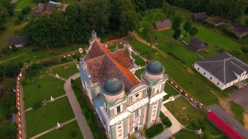 Костел Святого Тадеуша в д Лучай