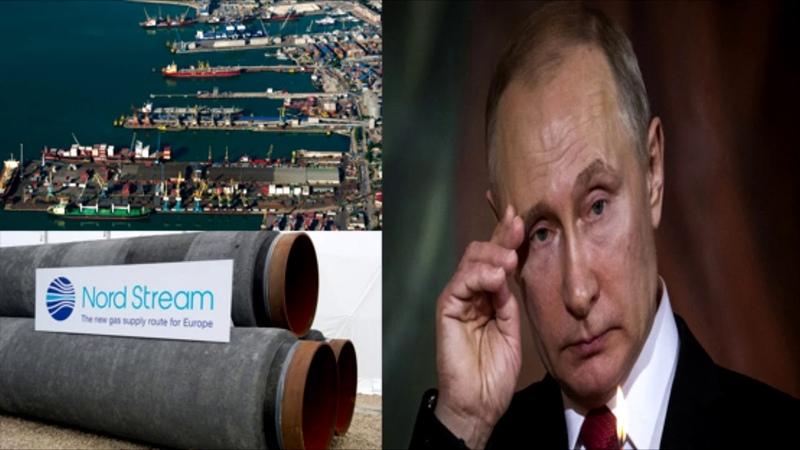Россию ждут огромные убытки , остановка портов и северный поток 2018