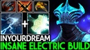 Inyourdream [Razor] Insane Electric Build Cancer Gameplay 7.21 Dota 2