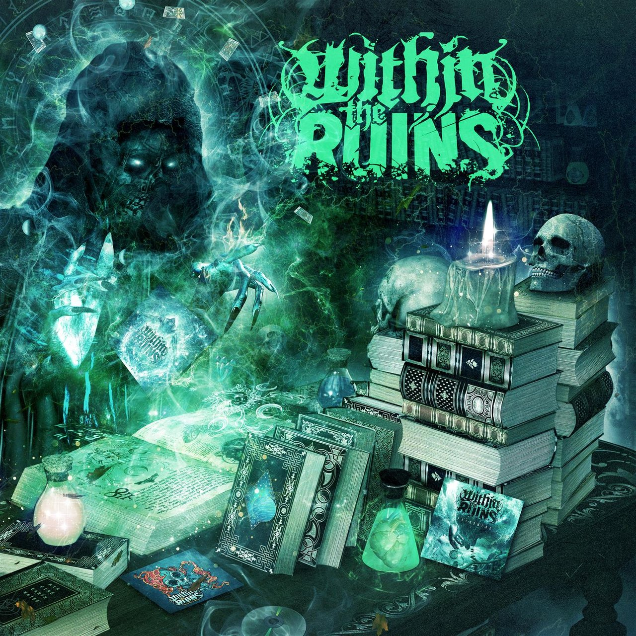 Within The Ruins - Trilogy (Instrumental) (2018)
