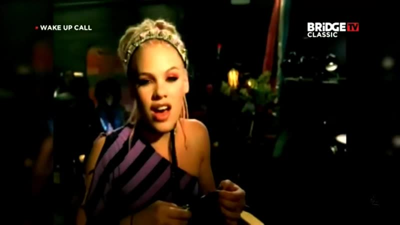 P!nk - Don't let me get me (BRIDGE TV CLASSIC)
