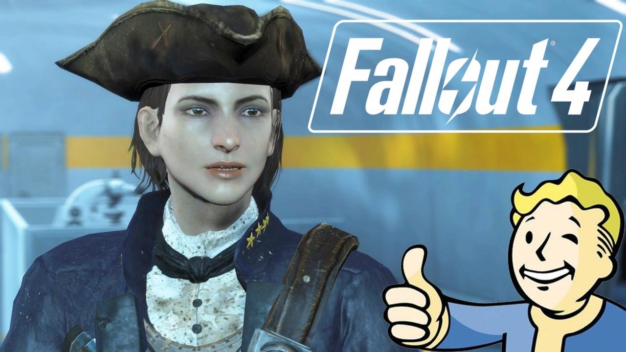 """Мод """"Echo"""" для Fallout 4"""