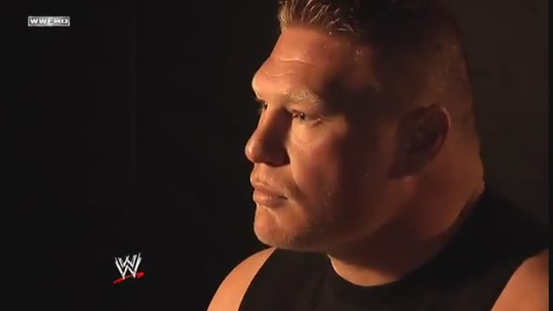 (WWE Mania) Brock Lesnar: Here Comes the Pain - Disc 3