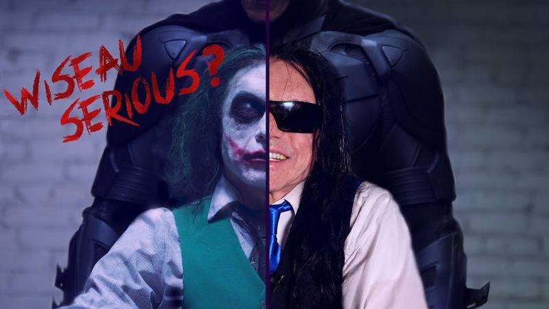 """Tommy Wiseau's """"The Dark Knight"""" (Nerdist Presents)"""