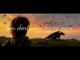 You don't need me no more - Hiccup and Toothless