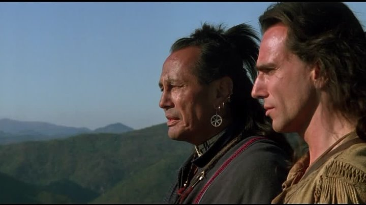 Последний из Могикан - (вестерн, приключения, драма) 1992, США
