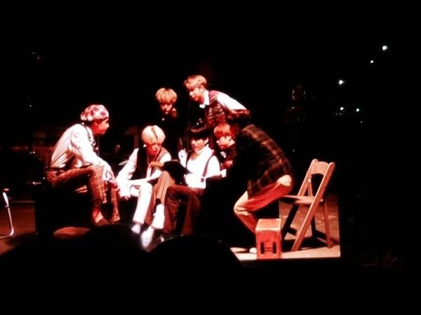 190615 Magic Shop VCR 2 @ BTS 방탄소년단 5th Muster Fanmeeting Magic Shop 매직샵 부산 Concert Fancam