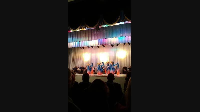 Ансамбль народного танца им.Файзи Гаскарова
