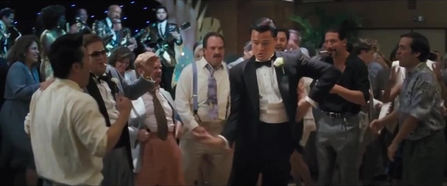 Wolf of Wall Street Dance - I am Sexy and I Know it