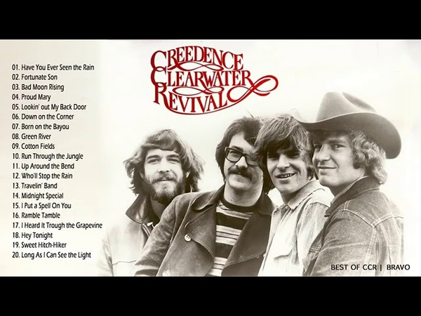 CCR Greatest Hits Best of CCR