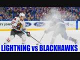 Dave Mishkin calls Lightning highlights from win over Blackhawks