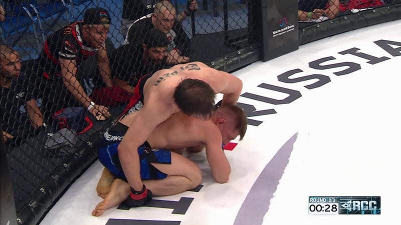 02 RCC3 Александр Грозин vs Святослав Шабанов