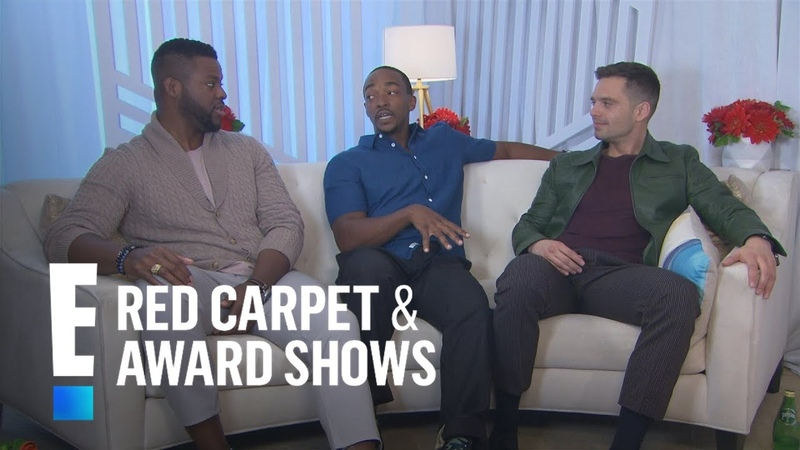 Anthony Mackie Didn't Know Winston Duke Was in Infinity War?! | E! Red Carpet Award Shows