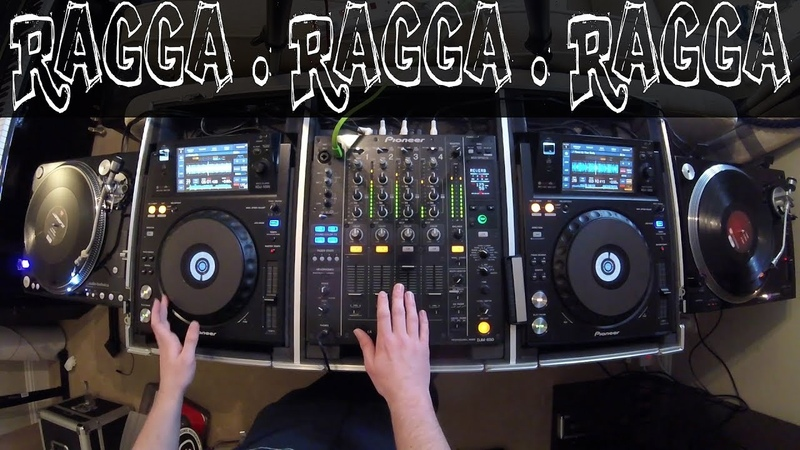Ragga JungleRagga Drum Bass Mix [2] - 2017