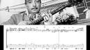 Bouncin' Around Django Reinhardt solo transcription