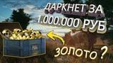 Золотой нежданчик за 1 миллион из ДАРКНЕТ Викенди - Начало