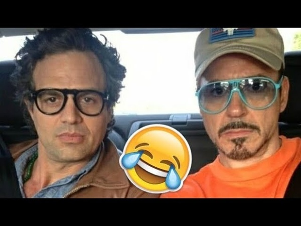Avengers Infinity War Cast - 😊😅😊 FUNNY AND HILARIOUS MOMENTS - TRY NOT TO LAUGH 2018