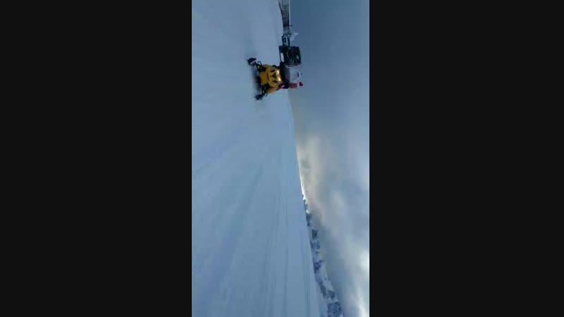 Айпетри снегоходы Крымтур