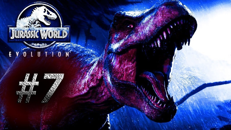 7 Jurassic World Evolution - Новый загон