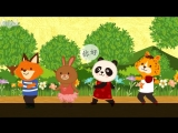 Hello Song (你好歌) - Basic Songs - Chinese - By Little Fox