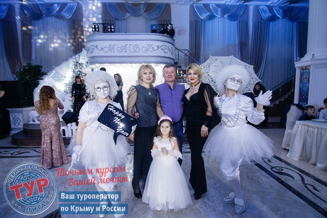 Новогодний Кавказ
